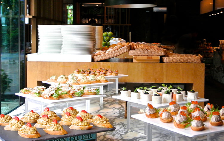 Fabulous The Market Hotel Buffet In Hong Kong Hotel Icon Download Free Architecture Designs Terchretrmadebymaigaardcom